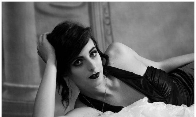 makijaż vintage