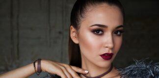 modny make-up